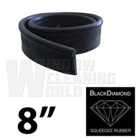 BlackDiamond 8in (20cm) Round-Top Medium Rubber