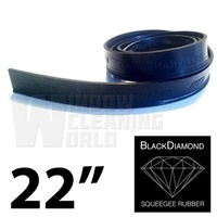 Black Diamond Flat Top (Sorbo) Soft Rubber 22in (55cm)