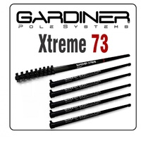 Gardiner X3 Xtreme 73ft, HiMod Carbon Pole