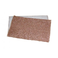 Bronze Wool Pad