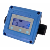 DigiFlow Combo TDS/Fow Meter 1in ports