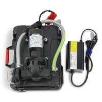 XION Booster Pump Power Pack 120AH, 200psi, 10lpm, incl. 20A charger