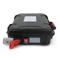 120aH Lithium Ion Power Pack with 20A Charger