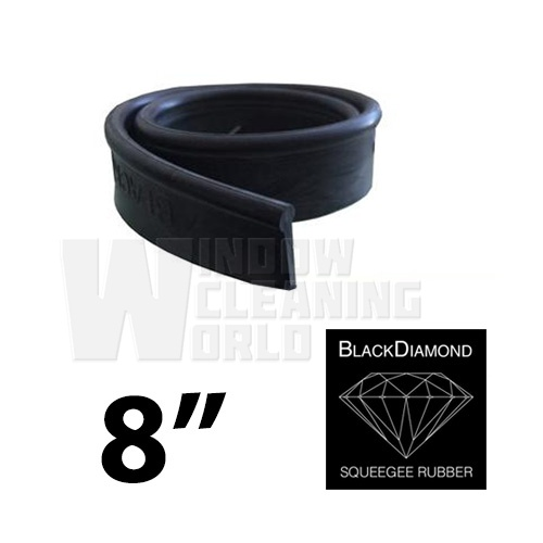 BlackDiamond 8in (20cm) Round-Top Soft Rubber
