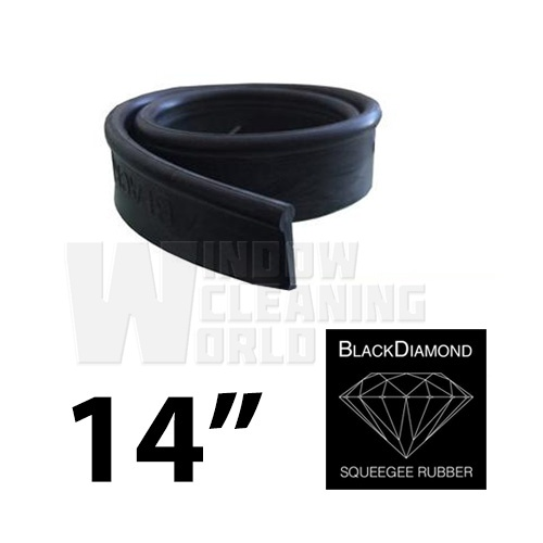 BlackDiamond 14in (35cm) Round-Top Soft Rubber