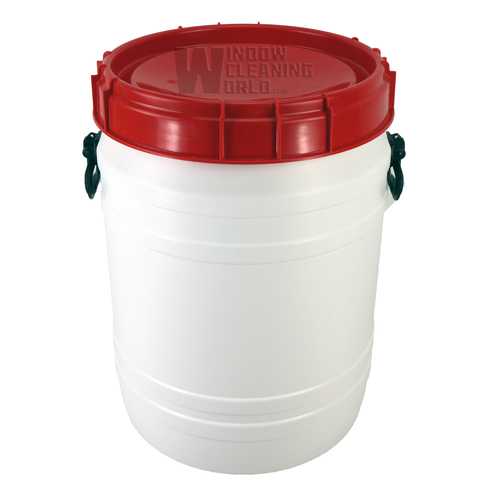 60L Screw Top Lid DI Resin Storage Barrel