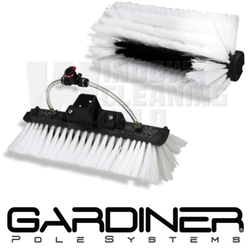 Gardiner Super-Lite Radial Sill Brush Medium Mixed Dual Trim