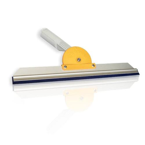 "Wagtail Orbital Aluminium Squeegee - Complete. Length: 12"" (30cm)"